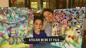 atelier créatif mère et enfant