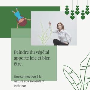 peindre du vert et être heureux