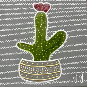 Tableau cactus