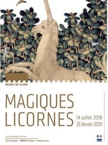 Licorne magique musée Cluny